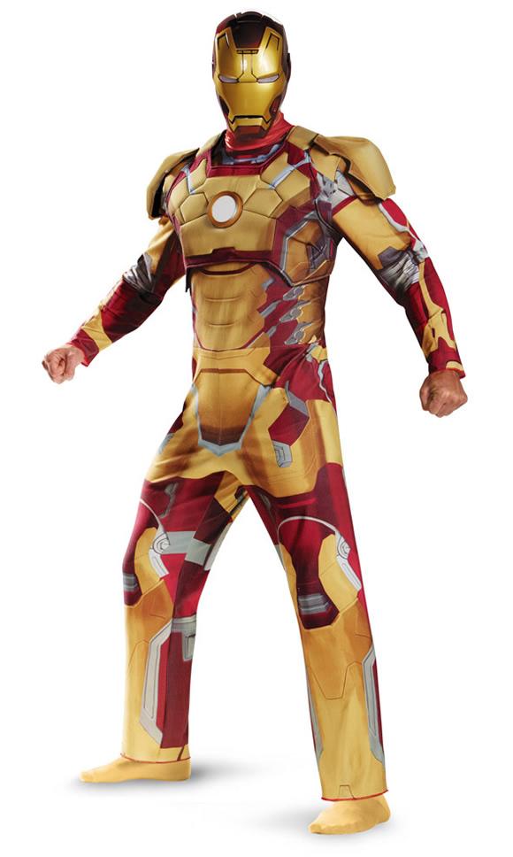 Vem aí as fantasias inspiradas no filme Homem de Ferro 3!