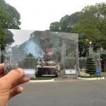 Você precisa ver isso do dia: Fotos do Vietnã sobrepostas em cenas dos dias de hoje