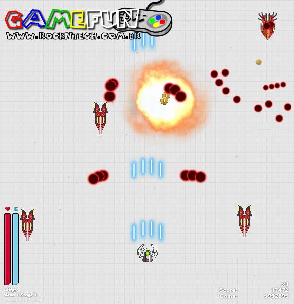 GAMEFUN - Frantic 3