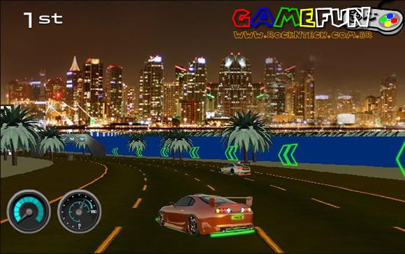 GAMEFUN - Street Race
