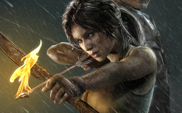 lara croft novo tomb raider 2013