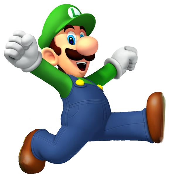 Nintendo anuncia: 2013 será o ano do Luigi!