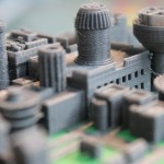 Fã de Game Of Thrones constrói miniatura do castelo de Winterfell