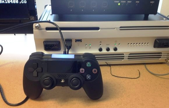 Vaza imagem na internet de um novo controle que pode ser do Playstation 4