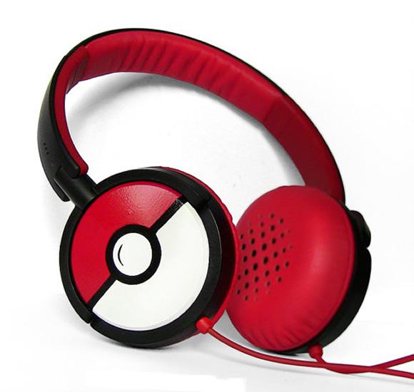 Headphone Pokebola - Temos que escutar!