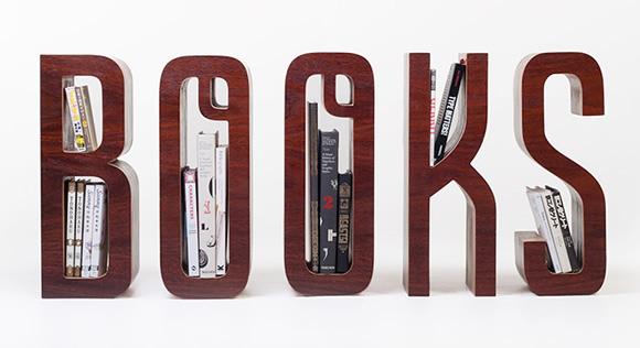 Books - O porta-livros ideal para guardar seus livros