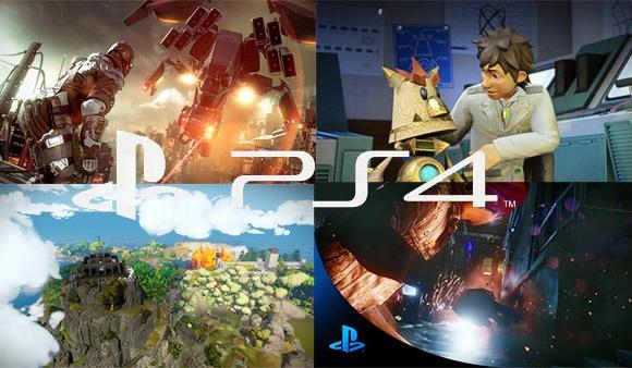 O que esperar dos primeiros Jogos do PS4. Confira os vídeos dos jogos apresentados!