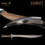 Réplica da espada de Thorin do filme O Hobbit é incrivelmente perfeita!