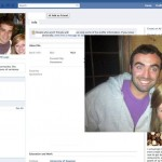 Homem se veste e tira fotos idênticas a de usuários do Facebook e depois envia-lhes pedidos de amizade
