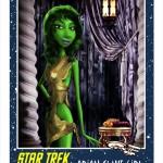 Star Trek Pixar - Personagens da série Star Trek estilo Pixar