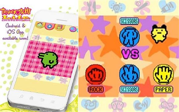 Bandai traz de volta os Tamagotchis em forma de aplicativo para smartphones Android e iOS