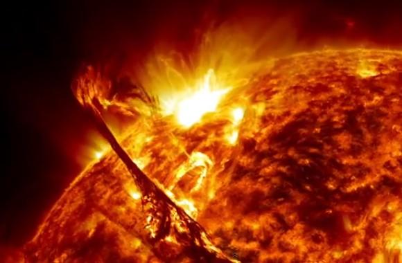 Vídeo surpreendente da NASA revela com detalhes como é a superfície do Sol. Assista!