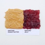 Pantone Pairings - Série de fotos mostra alimentos e condimentos como amostras de cores