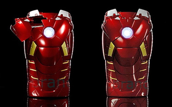 Capa para iPhone Iron Man Mark VII é AWESOME!