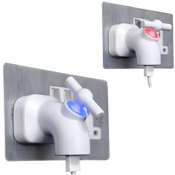 iTap - Carga para seu smartphone diretamente de uma torneira!