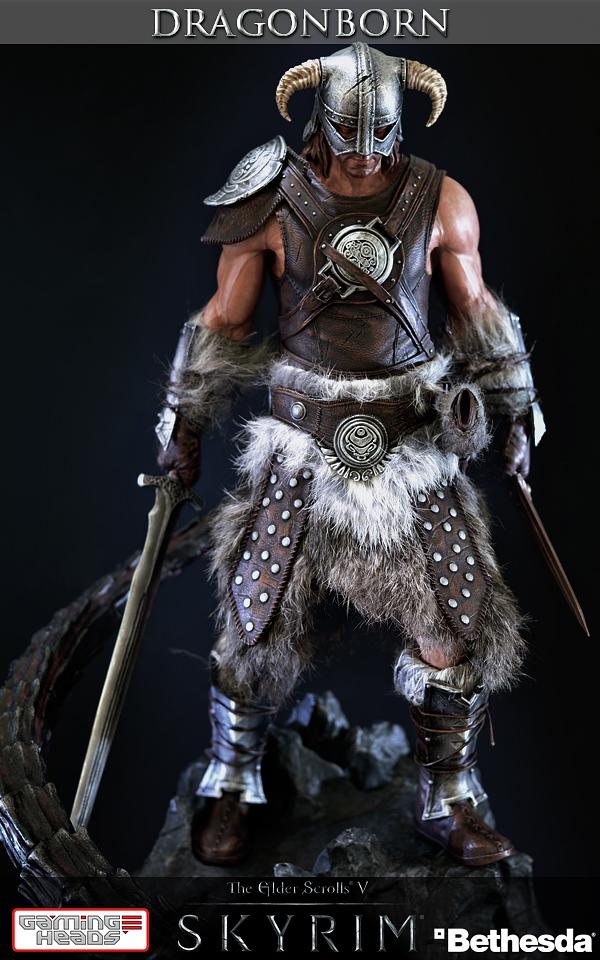 estatua-dragonborn-skyrim