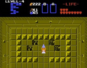 legend of zelda play as zelda