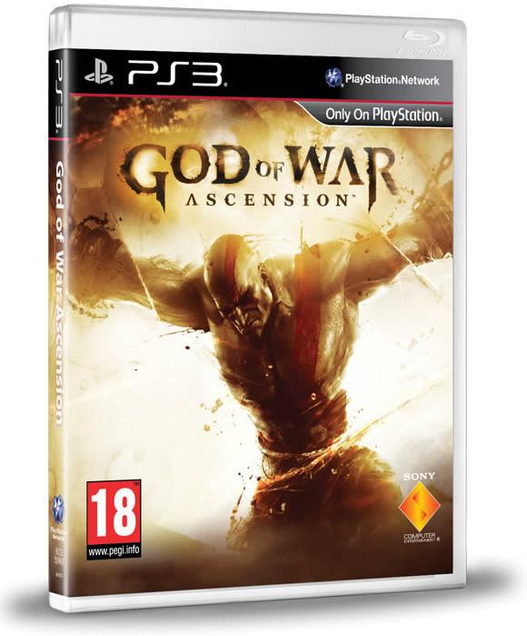 capa god of war ascension