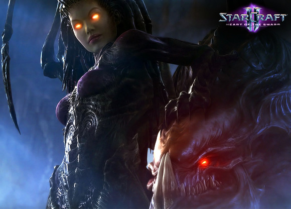 Liberada a lista de Códigos (cheat codes) de StarCraft: Heart of the Swarm. Confira!