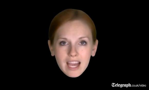Conheça a Zoe: Sua assistente virtual do futuro criada por pesquisadores do Reino Unido (vídeo)