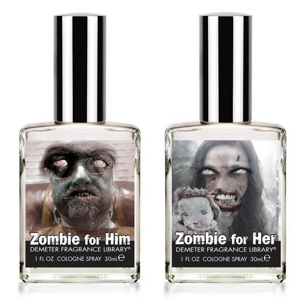 Com as Colônias Zombie você sai por aí com cheirinho de Zumbi