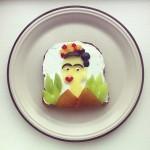 Art Toast Project - Obras de arte famosas recriadas em torradas