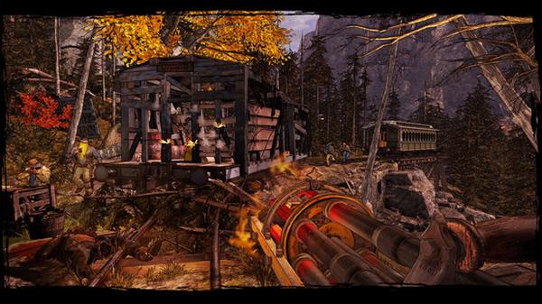Call of Juarez: Gunslinger - De volta ao velho oeste!