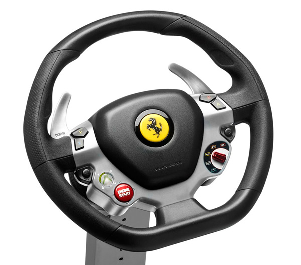REVIEW - Aceleramos o Cockpit Ferrari 458 para Xbox 360 da Thrustmaster. Confira o resultado!