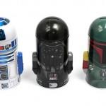 Cofrinhos do Star Wars para guardar o seu rico dinheirinho