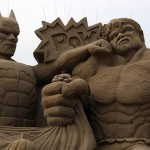 esculturas-de-gigantes-de-areia-batman