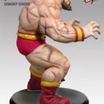 Estátua do Zangief tem a cara de doido e outras características legais do personagem