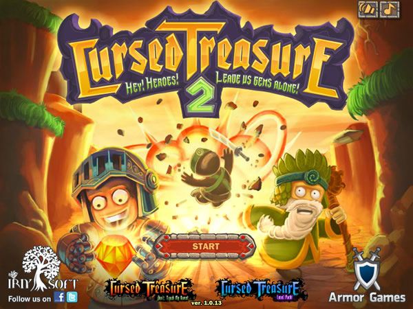 GAMEFUN - Cursed Treasure 2