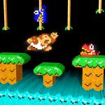 Inside Video Games - Coleção de imagens transforma jogos 8-bits famosos em 3D
