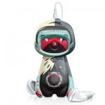 MP3 Players baseados no filme Kung Fu Panda 2 também funcionam como pen drives!