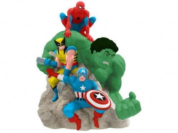 Isso é legal do dia: Pote de biscoitos dos Heróis da Marvel