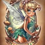 Isso é legal do dia: Ilustrações mostram as Princesas da Disney como Tatuagens