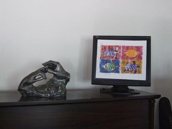 9 coisas legais para fazer com aquele seu monitor quebrado