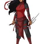 Ilustrações mostram como ficaria o visual das super-heroínas se elas se vestissem com trajes menos sensuais