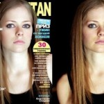 celebridades-antes-e-depois-do-photoshop-avril-lavigne