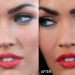 celebridades-antes-e-depois-do-photoshop-megan-fox