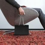 Com vocês, a bolsa em forma de clip!