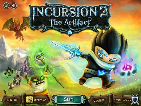 GAMEFUN - Incursion 2 The Artifact