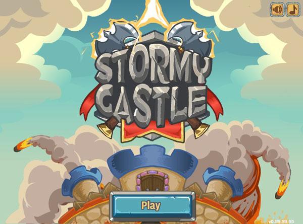 GAMEFUN - Stormy Castle
