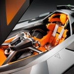 Esqueça tudo o que já ouviu falar sobre carros esportivos! Conheça a nova Lamborghini Egoista!