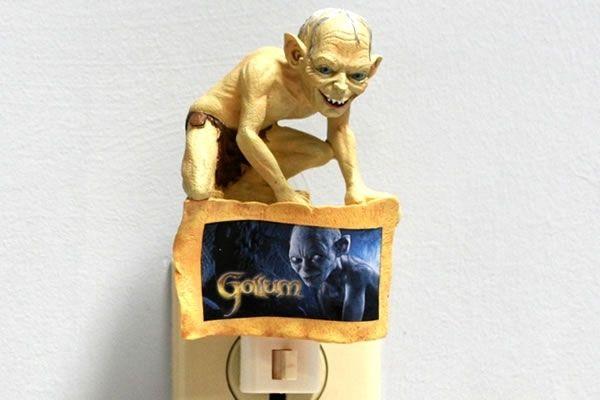 Isso é legal do dia: Luminárias baseadas nos personagens de O Senhor dos Anéis
