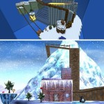 Jogadores constroem fases do Super Mario 64 dentro do Minecraft