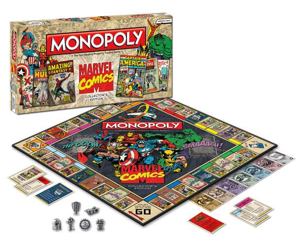 monopoly-marvel hqs