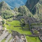 Tilt Shift - Série de fotos transforma lugares famosos ao redor do mundo em miniaturas