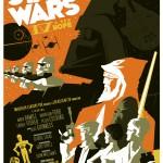 Ilustrações super legais de personagens da cultura pop pelas mãos do artista Tom Whalen
