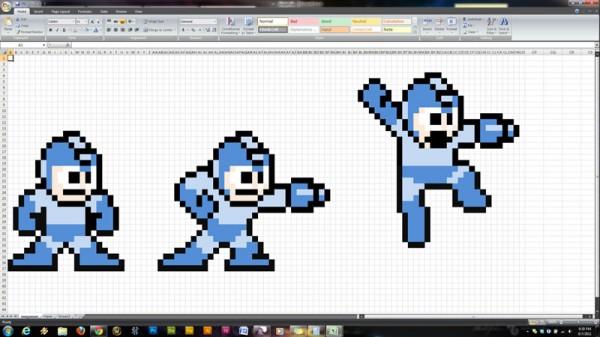 Mega Man - Via http://s3images.coroflot.com/user_files/individual_files/original_241005_JSa3o2_Z9VRzxIdxfSVTxGKWT.jpg